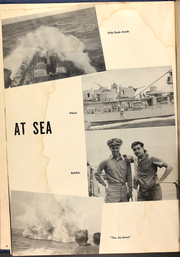 Page 16, 1954 Edition, Charles J Badger (DD 657) - Naval Cruise Book online yearbook collection