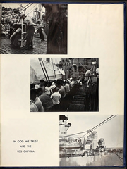 Page 17, 1966 Edition, Chipola (AO 63) - Naval Cruise Book online yearbook collection