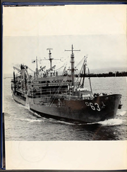 Page 6, 1966 Edition, Chipola (AO 63) - Naval Cruise Book online yearbook collection