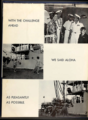 Page 8, 1966 Edition, Chipola (AO 63) - Naval Cruise Book online yearbook collection
