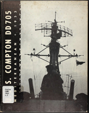 Page 1, 1953 Edition, Compton (DD 705) - Naval Cruise Book online yearbook collection