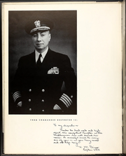 Page 10, 1953 Edition, Compton (DD 705) - Naval Cruise Book online yearbook collection