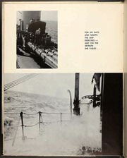 Page 8, 1953 Edition, Compton (DD 705) - Naval Cruise Book online yearbook collection
