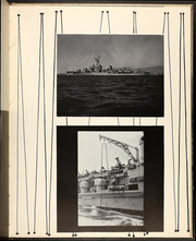 Page 9, 1953 Edition, Compton (DD 705) - Naval Cruise Book online yearbook collection