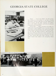Page 12, 1963 Edition, Georgia State University - Rampway Yearbook (Atlanta, GA) online yearbook collection