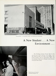 Page 16, 1963 Edition, Georgia State University - Rampway Yearbook (Atlanta, GA) online yearbook collection