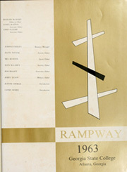 Page 5, 1963 Edition, Georgia State University - Rampway Yearbook (Atlanta, GA) online yearbook collection