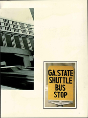 Page 9, 1972 Edition, Georgia State University - Rampway Yearbook (Atlanta, GA) online yearbook collection