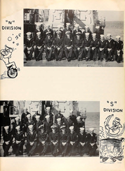 Page 15, 1954 Edition, Cony (DDE 508) - Naval Cruise Book online yearbook collection