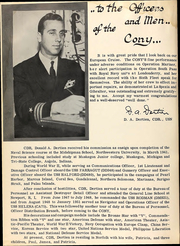 Page 8, 1954 Edition, Cony (DDE 508) - Naval Cruise Book online yearbook collection