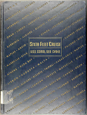 1951 Edition, Coral Sea (CVB 43) - Naval Cruise Book