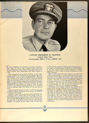 Page 11, 1951 Edition, Coral Sea (CVB 43) - Naval Cruise Book online yearbook collection