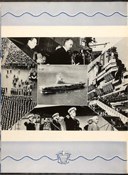Page 14, 1951 Edition, Coral Sea (CVB 43) - Naval Cruise Book online yearbook collection