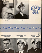 Page 17, 1951 Edition, Coral Sea (CVB 43) - Naval Cruise Book online yearbook collection