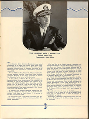 Page 7, 1951 Edition, Coral Sea (CVB 43) - Naval Cruise Book online yearbook collection