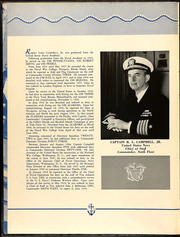 Page 8, 1951 Edition, Coral Sea (CVB 43) - Naval Cruise Book online yearbook collection