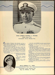 Page 9, 1951 Edition, Coral Sea (CVB 43) - Naval Cruise Book online yearbook collection