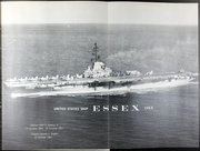 Page 14, 1962 Edition, Essex (CVS 9) - Naval Cruise Book online yearbook collection