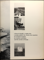 Page 7, 1962 Edition, Essex (CVS 9) - Naval Cruise Book online yearbook collection