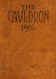 1916 Edition, Mercer University - Cauldron Yearbook (Macon, GA)