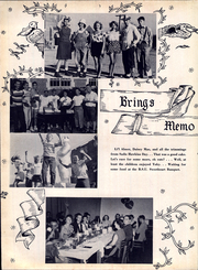 Page 10, 1950 Edition, Mercer University - Cauldron Yearbook (Macon, GA) online yearbook collection