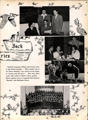 Page 11, 1950 Edition, Mercer University - Cauldron Yearbook (Macon, GA) online yearbook collection