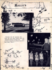 Page 8, 1950 Edition, Mercer University - Cauldron Yearbook (Macon, GA) online yearbook collection