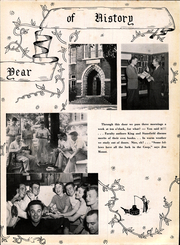 Page 9, 1950 Edition, Mercer University - Cauldron Yearbook (Macon, GA) online yearbook collection