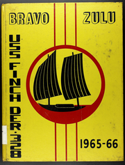 Page 1, 1966 Edition, Finch (DER 328) - Naval Cruise Book online yearbook collection