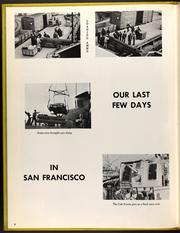 Page 10, 1966 Edition, Finch (DER 328) - Naval Cruise Book online yearbook collection