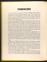 Page 6, 1966 Edition, Finch (DER 328) - Naval Cruise Book online yearbook collection