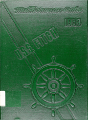 Page 1, 1953 Edition, Fitch (DMS 25) - Naval Cruise Book online yearbook collection
