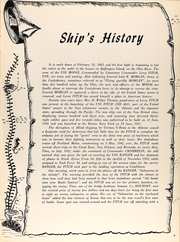 Page 13, 1953 Edition, Fitch (DMS 25) - Naval Cruise Book online yearbook collection