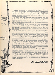 Page 16, 1953 Edition, Fitch (DMS 25) - Naval Cruise Book online yearbook collection