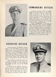 Page 7, 1953 Edition, Fitch (DMS 25) - Naval Cruise Book online yearbook collection