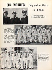 Page 8, 1953 Edition, Fitch (DMS 25) - Naval Cruise Book online yearbook collection