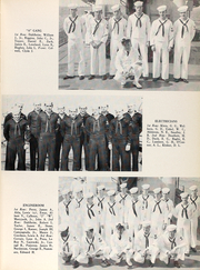 Page 9, 1953 Edition, Fitch (DMS 25) - Naval Cruise Book online yearbook collection