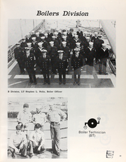 Page 17, 1981 Edition, Forrest Sherman (DD 931) - Naval Cruise Book online yearbook collection