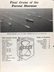 Page 5, 1981 Edition, Forrest Sherman (DD 931) - Naval Cruise Book online yearbook collection