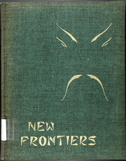 1958 Edition, Frontier (AD 25) - Naval Cruise Book