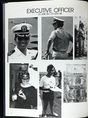Page 10, 1988 Edition, Gary (FF 51) - Naval Cruise Book online yearbook collection