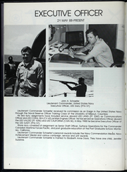 Page 12, 1988 Edition, Gary (FF 51) - Naval Cruise Book online yearbook collection