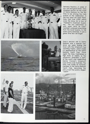 Page 15, 1988 Edition, Gary (FF 51) - Naval Cruise Book online yearbook collection