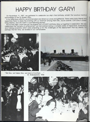 Page 16, 1988 Edition, Gary (FF 51) - Naval Cruise Book online yearbook collection