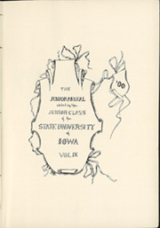 Page 7, 1900 Edition, University of Iowa - Hawkeye Yearbook (Iowa City, IA) online yearbook collection