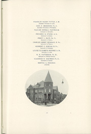 Page 19, 1901 Edition, University of Iowa - Hawkeye Yearbook (Iowa City, IA) online yearbook collection