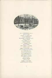 Page 20, 1901 Edition, University of Iowa - Hawkeye Yearbook (Iowa City, IA) online yearbook collection