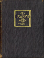 Page 1, 1914 Edition, University of Iowa - Hawkeye Yearbook (Iowa City, IA) online yearbook collection