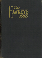 University of Iowa - Hawkeye Yearbook (Iowa City, IA) online yearbook collection, 1915 Edition, Page 1