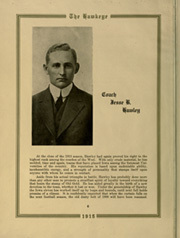 Page 12, 1915 Edition, University of Iowa - Hawkeye Yearbook (Iowa City, IA) online yearbook collection